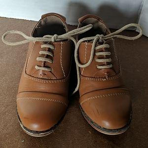 Steve Madden boys dress shoes